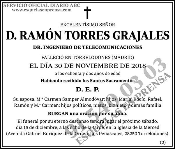 Ramón Torres Grajales